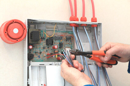 установка системы пожарной сигнализации