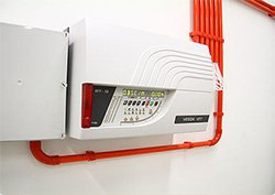 установка систем пожарной сигнализации