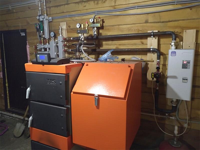 котел и система отопления