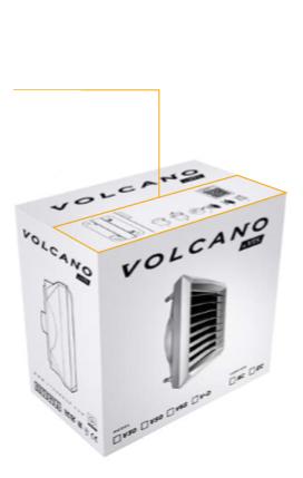 тепловой вентилятор вулкан